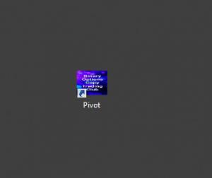 icon on your desktop