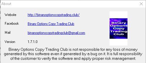 Pivot Bot – Binary Options Copy Trading Club