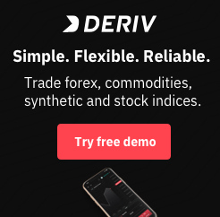 Deriv binary options broker